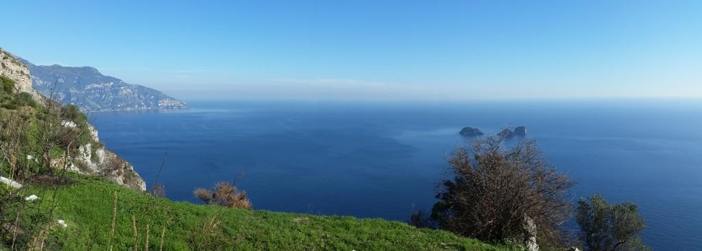 Sentiero delle Sirense - Sirenuse Trail - Massa Lubrense