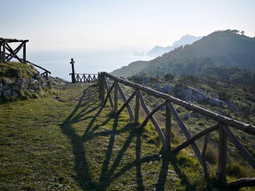 sentiero athena san costanzo