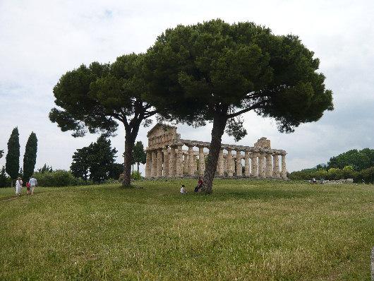Paestum_tempio di cerere