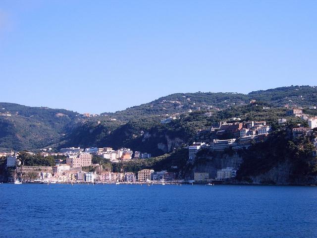 Sorrento - Costa dal mare