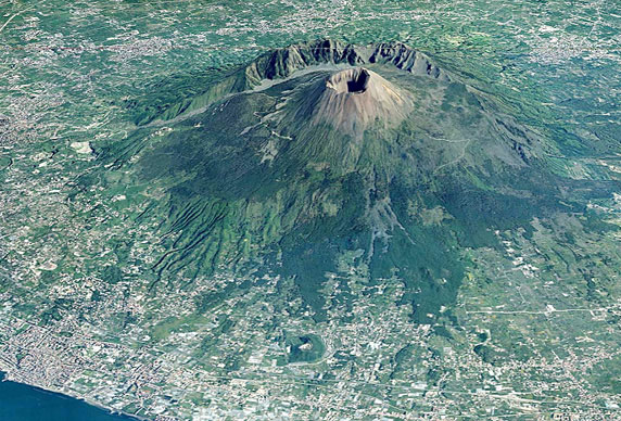 Vesuvio Massa Lubrense