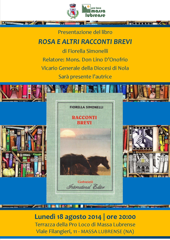 Locandina Libro - Simonelli
