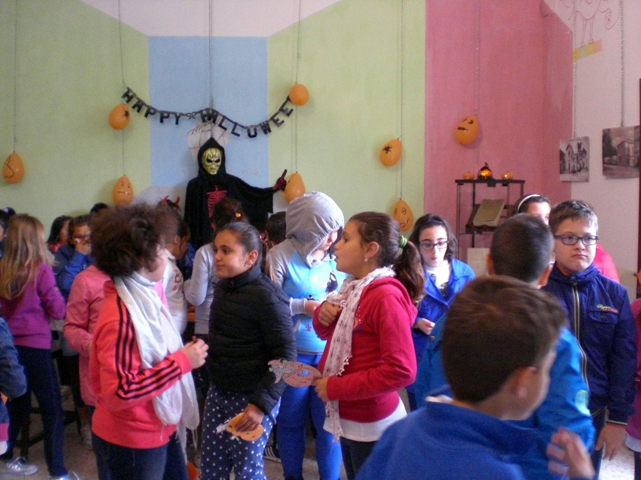 Halloween 2014 Pro Loco Massa Lubrense