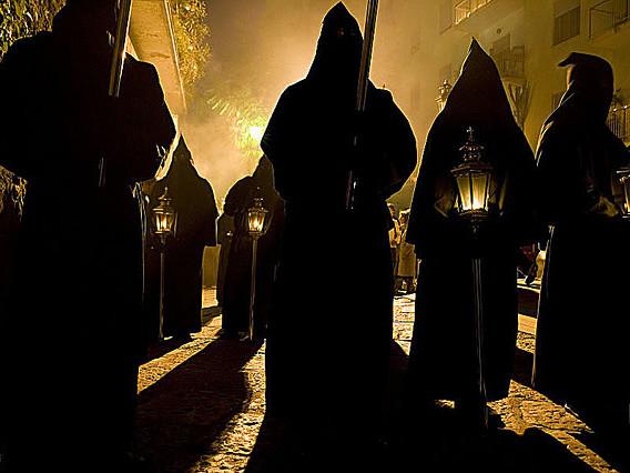 processioni del Venerdì Santo