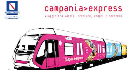 Campania Express - Treno turistico - Sorrento Pompei Ercolano Napoli 2