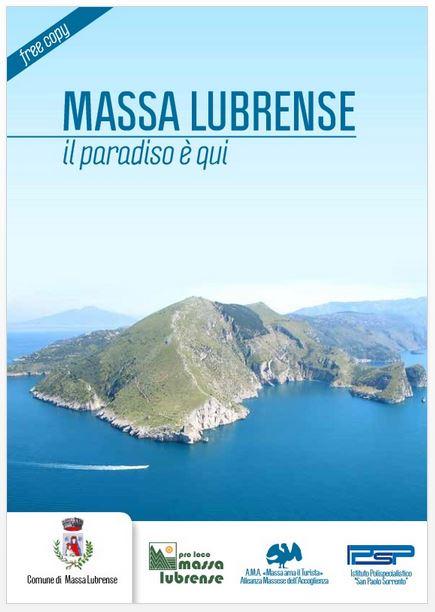 Brochure turisctica - Massa Lubrense Il paradiso è qui - Pro Loco Massa Lubrense 2015