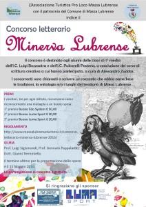 Minerva Lubrense 2016