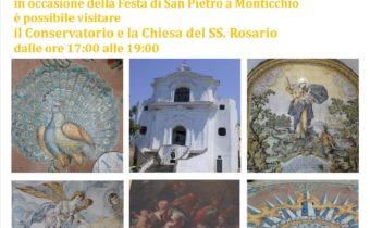 Visita al Conservatorio e alla chiesa del SS. Rosario – Monticchio