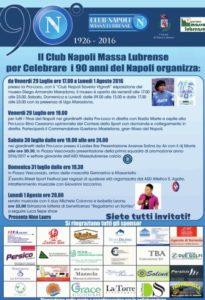 festa maradona club napoli massa lubrense estate 2016
