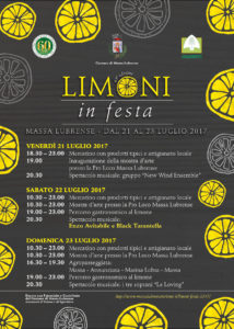 limoni in festa 2017
