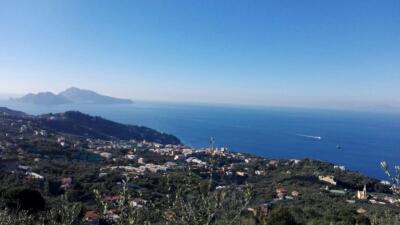 Tra i Boschi di Sant'Agata 18/12/2016 - Passeggiate d'inverno a Massa Lubrense